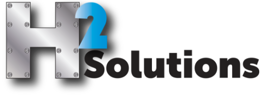 """H with 2 squared over """"Solutions"""""""